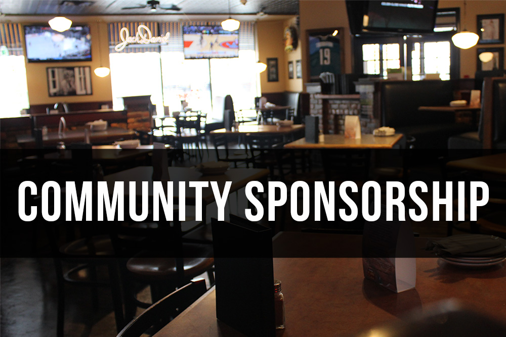 Community Sponsorship Block