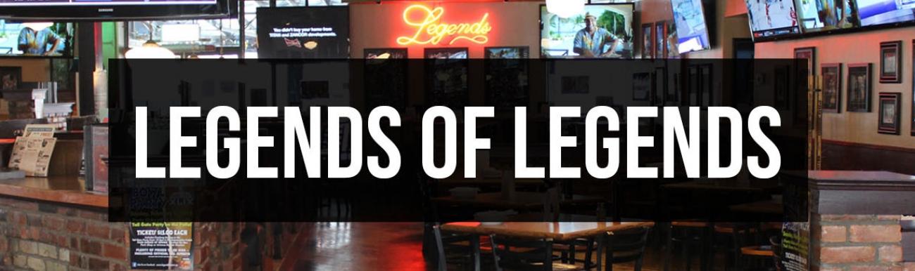 Legends of Legends Banner