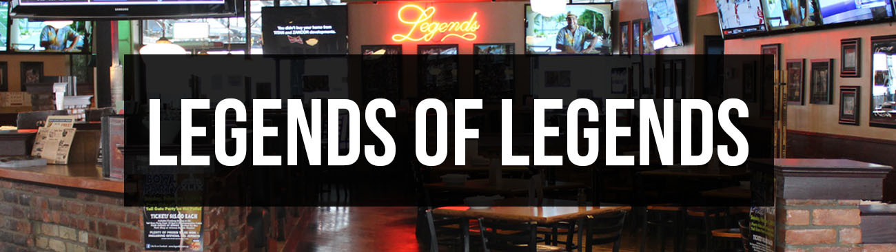 Legends of Legends Banner