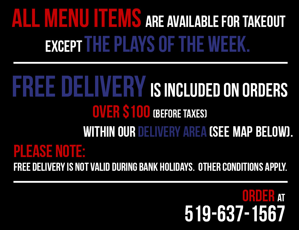 takeout-rules